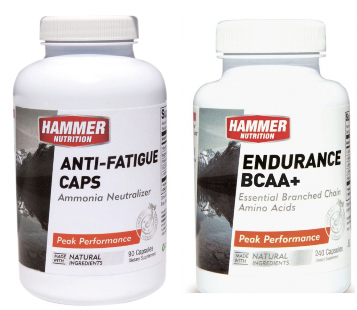 Anti-Fatigue Caps & BCAA